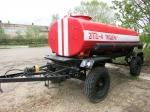Прицеп-цистерна тракторная 2ПТЦ-4 Мещера. Фирма-производитель: Егорьевская сельхозтехника