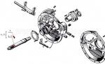 17К-2103-3 Вал сцепления