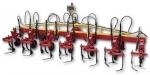 Культиватор навесной для междурядной обработки почвы КРН-4,2