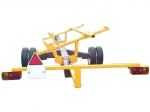 Универсальная тележка для транспортировки жаток Carrello 8-12 м